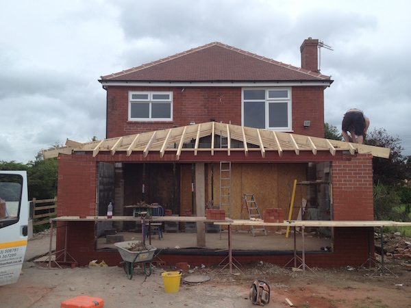 House refurbishment & extension Case Study