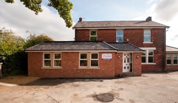 A picture showing a premium extension on Busy Bears nursery located at Preston in the Lancashire region