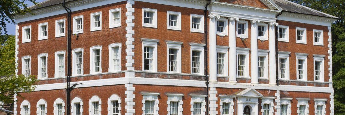 Lytham Hall, local to a builder Lytham based